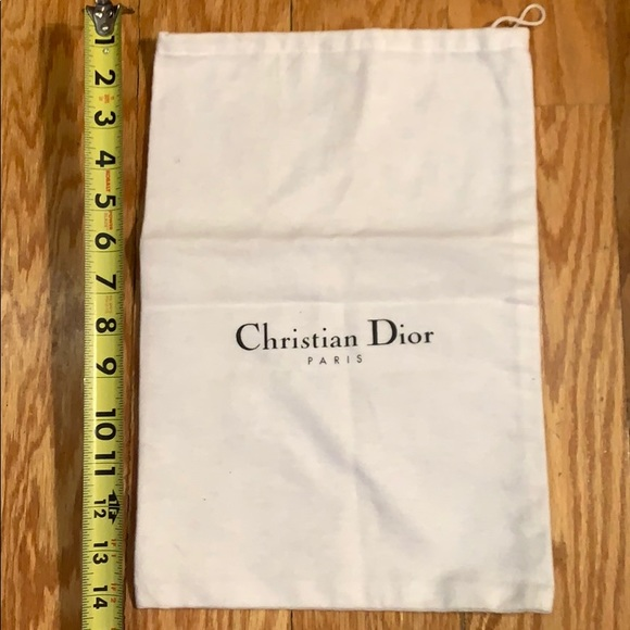 Christian Dior dust bag